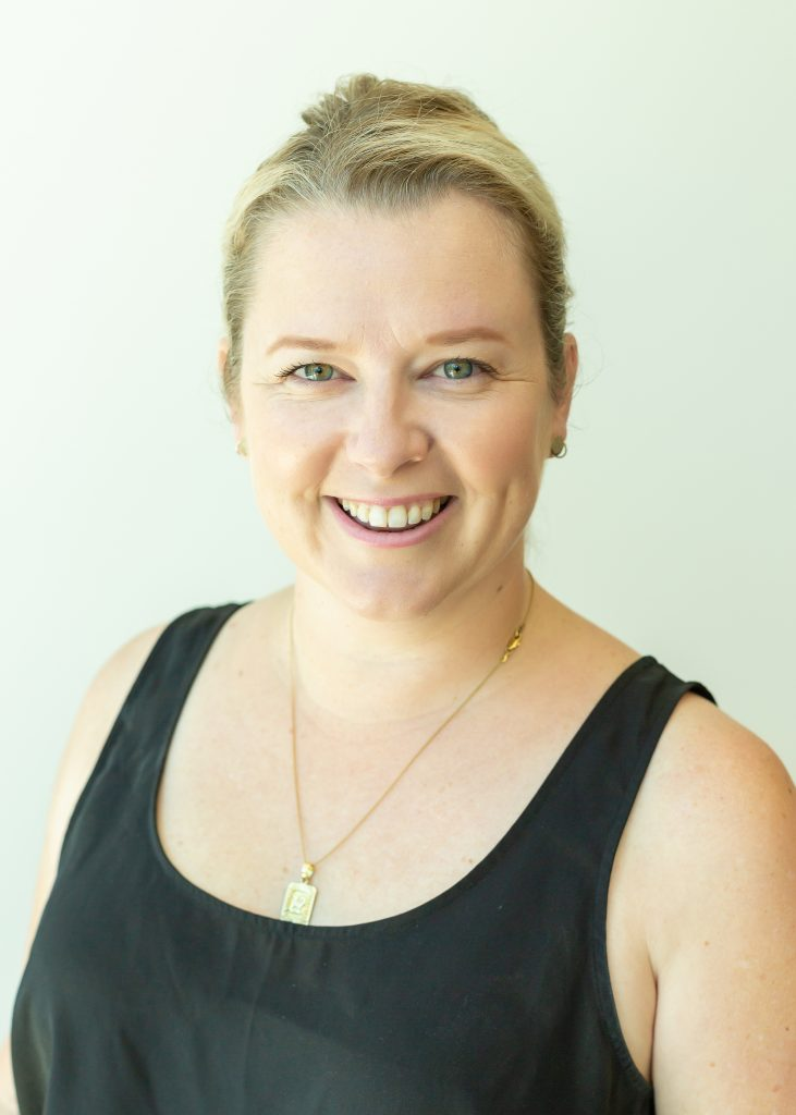 Karin O'Grady - marketing coordinator