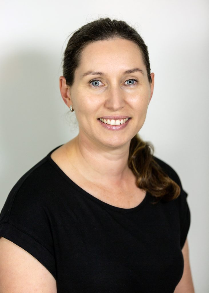 Practice Manager of Ohana Health and Wellbeing, Kate DeGoey