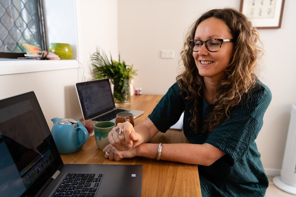 North Lakes naturopath Mikaela Duffy can take your appointment online