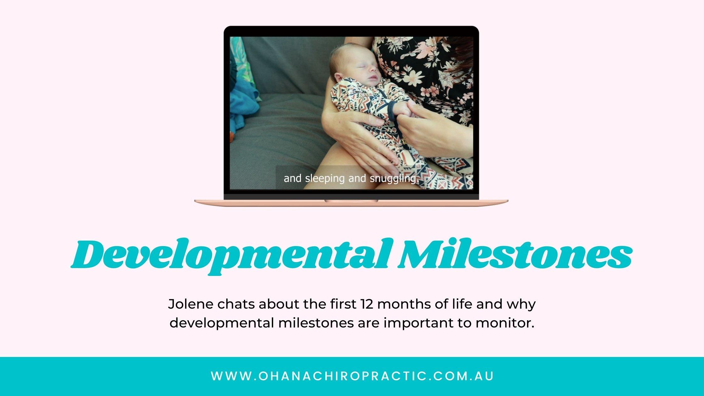 Ohana Developmental Milestones