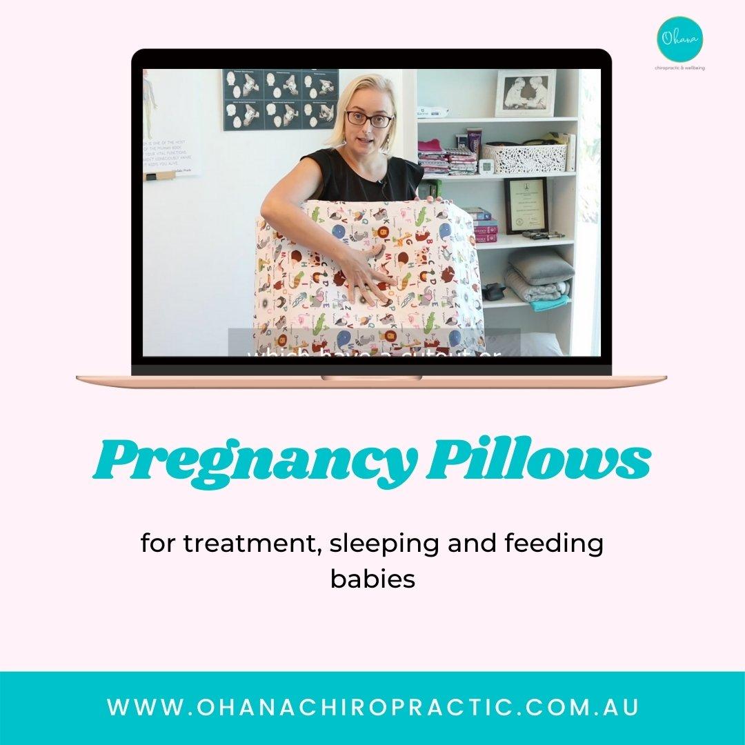OHANA PREGNANCY PILLOWS
